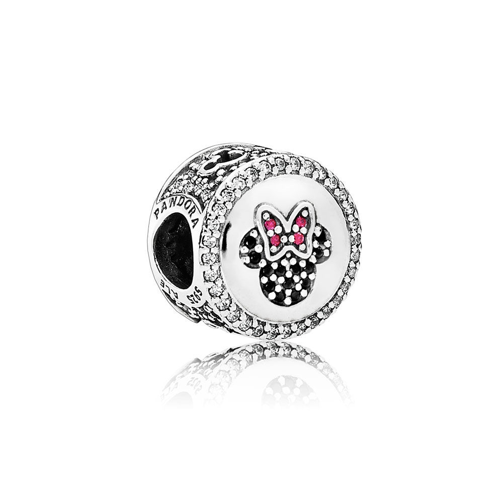 Pandora Mickey & Minnie Sparkling Icons - Limited Edition Disney